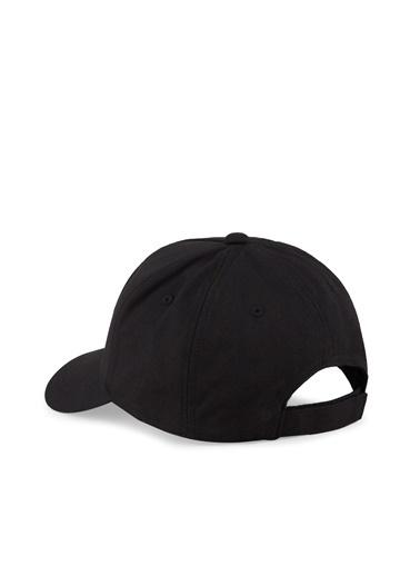 Emporio Armani  Baskılı % 100 Pamuk Şapka Erkek Şapka 627582 1P802 00020 Siyah